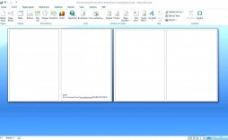 004 Striking Blank Birthday Card Template For Word High Resolution  Free