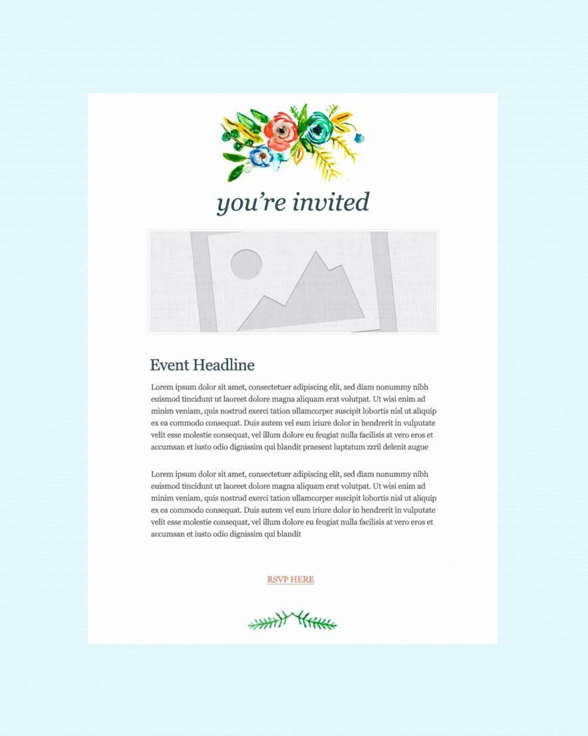 004 Striking Free Email Invite Template High Def  Templates Christma1920