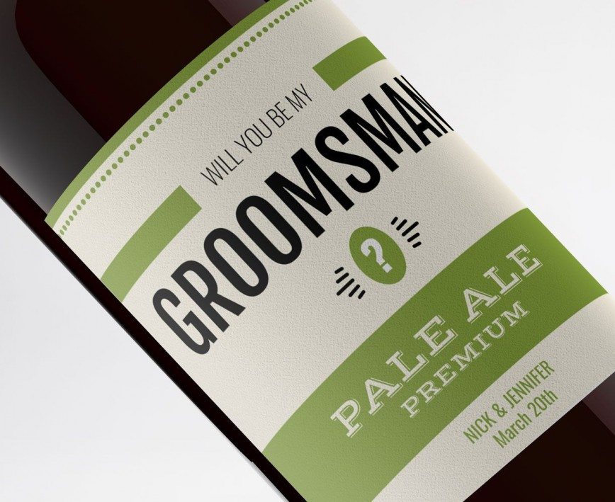 004 Striking Microsoft Word Beer Label Template Highest Quality  Bottle868