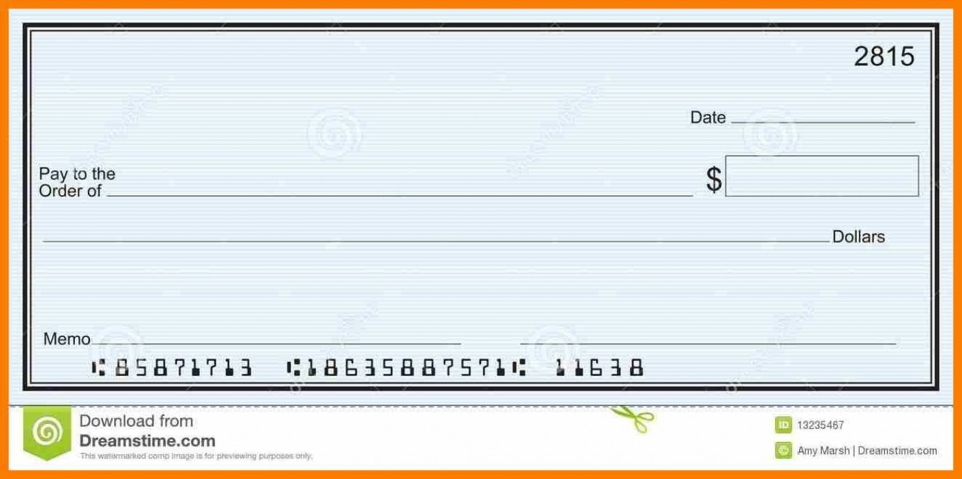 004 Striking Quickbook Check Template Word Highest Clarity 1400
