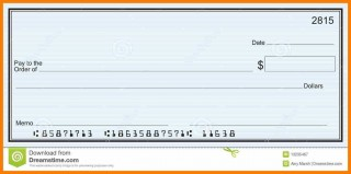 004 Striking Quickbook Check Template Word Highest Clarity 320