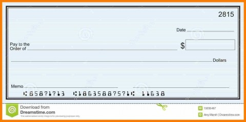004 Striking Quickbook Check Template Word Highest Clarity 480