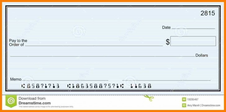004 Striking Quickbook Check Template Word Highest Clarity 728