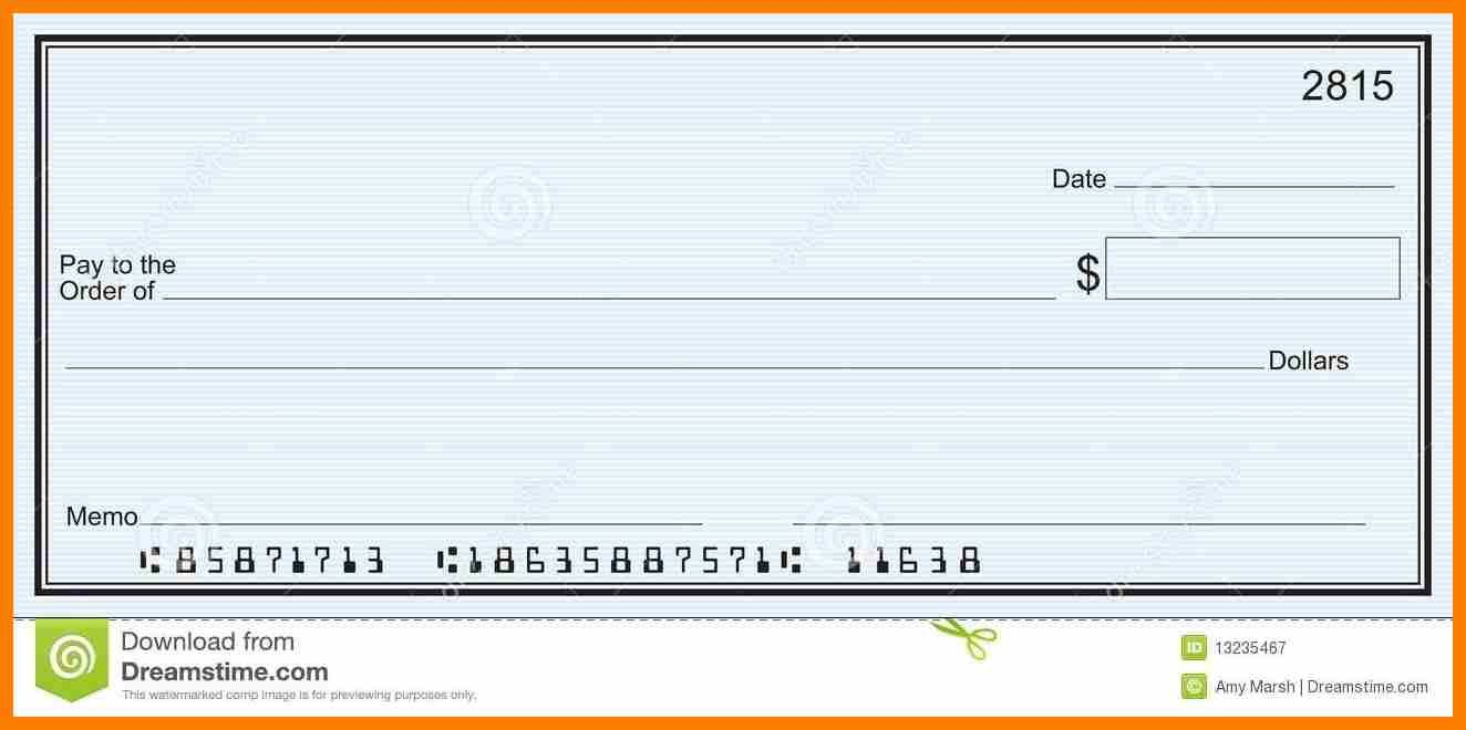 004 Striking Quickbook Check Template Word Highest Clarity Full