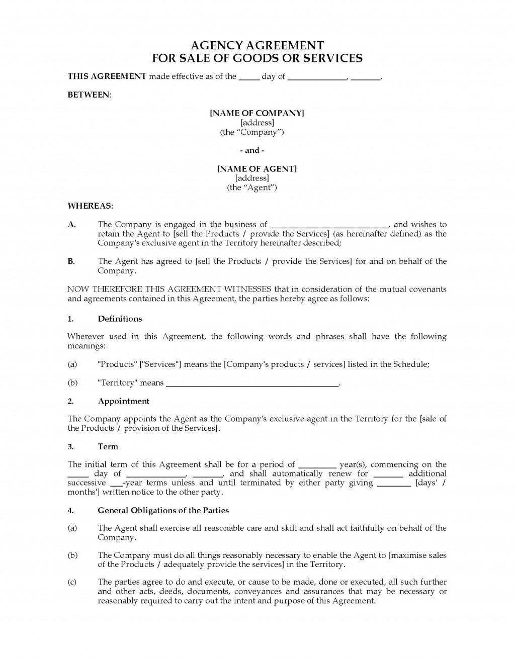 004 Striking Sale Agreement Template Australia Highest Clarity  Busines Horse Car ContractLarge
