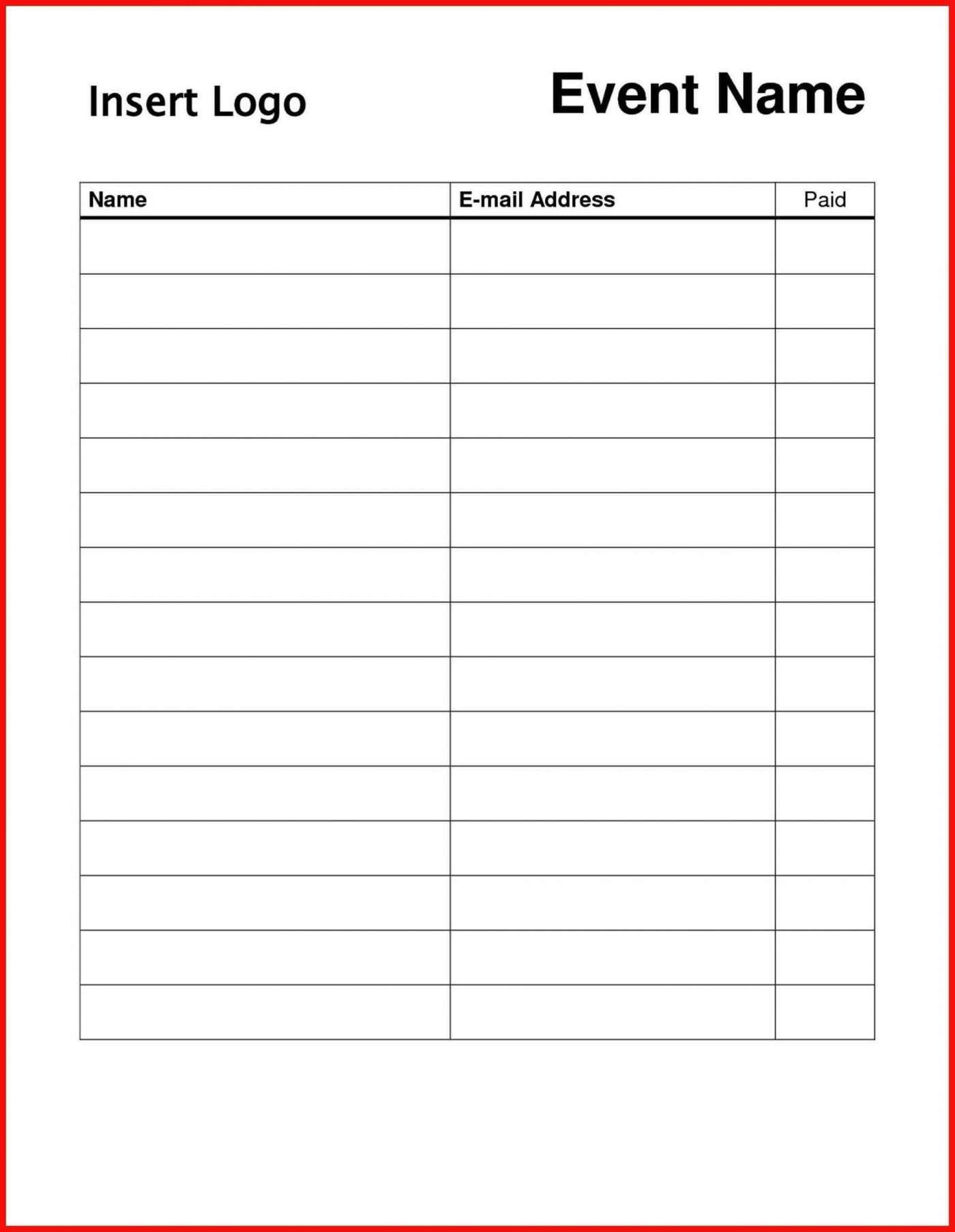 004 Striking Sign In Sheet Template Doc Photo  For Doctor Office Up Google Sample1400