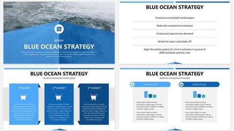 004 Striking Strategic Planning Template Free Photo  Powerpoint Proces480
