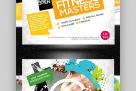 004 Stunning Adobe Photoshop Psd Poster Template Free Download High Resolution