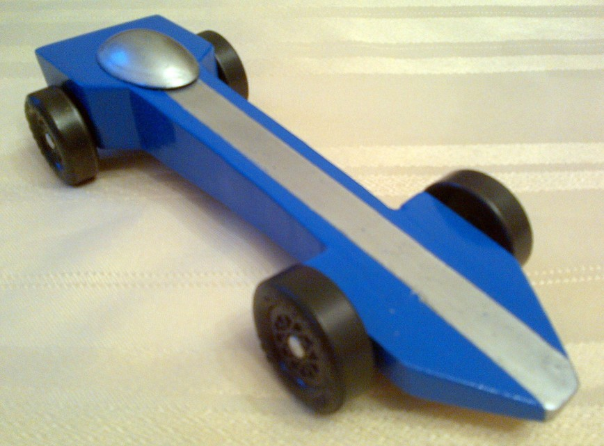 004 Stunning Fastest Pinewood Derby Car Template Sample  Templates Design Idea