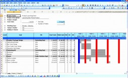 004 Stunning Gantt Chart Template In Excel 2020 Concept  Free
