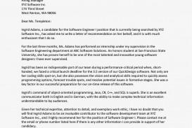 004 Stunning Letter Of Reference Template Inspiration  Pdf For Student Volunteer Teacher