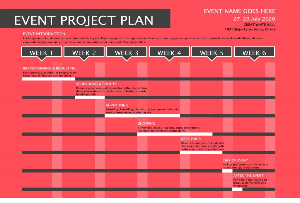 004 Stunning Project Planning Template Free Download Idea  Software Management Plan Excel XlLarge