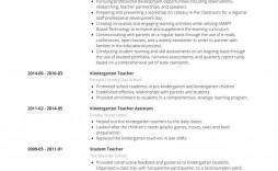 004 Stunning Resume Template For Teaching Design  Cv Job Application Assistant In Pakistan
