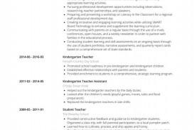 004 Stunning Resume Template For Teaching Design  Example Assistant Cv Uk Job
