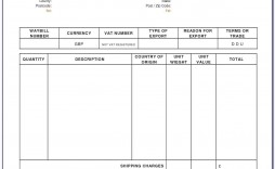 004 Stunning Simple Invoice Template Excel Download Free Photo