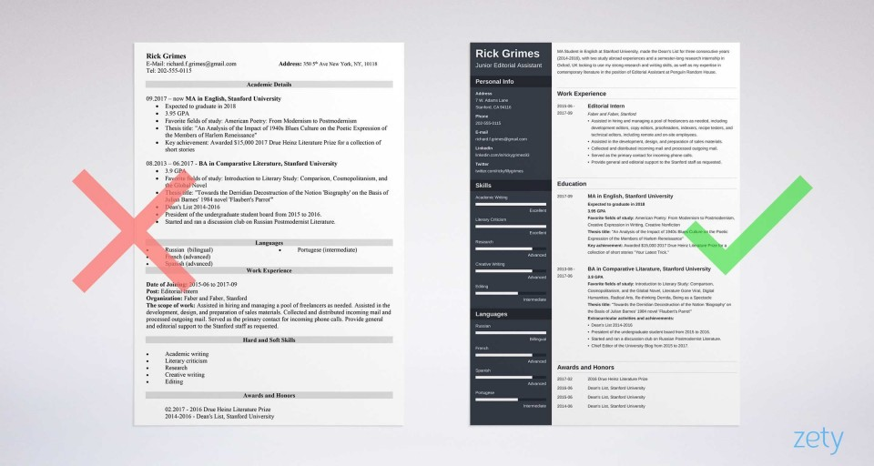 004 Stunning Student Resume Template Microsoft Word High Def  Free College Download960