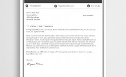 004 Stupendou Download Free Cover Letter Template Word Design  Microsoft Document Modern