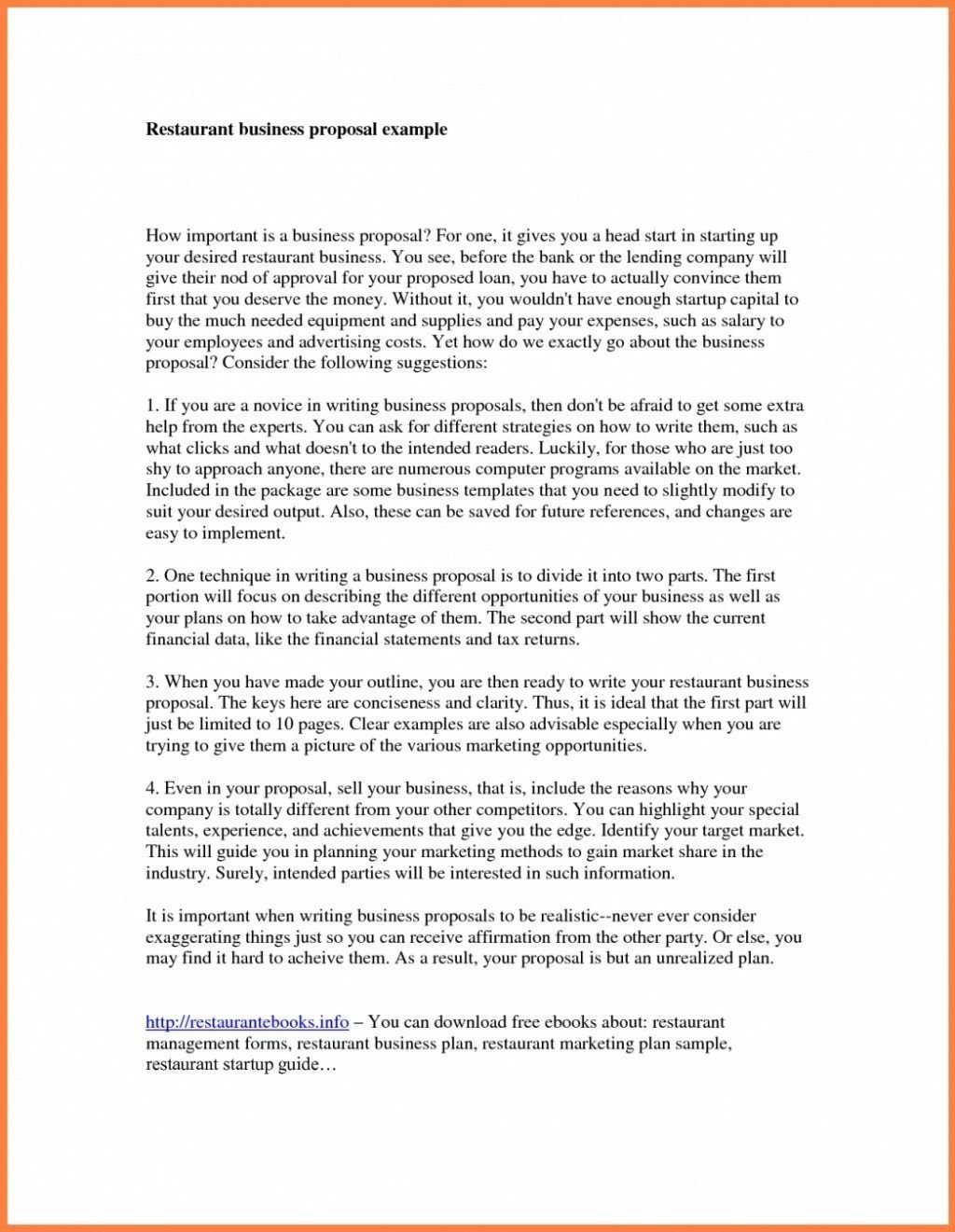 004 Stupendou Executive Summary Template For Proposal. Sample  Proposal Pdf ProjectFull