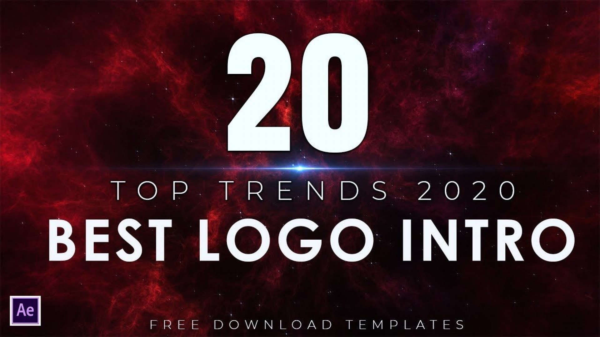 004 Stupendou Free Adobe After Effect Logo Intro Template Inspiration  Templates1920