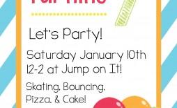 004 Stupendou Free Printable Party Invitation Template Highest Clarity  Templates Beach Spa Tea