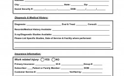 004 Stupendou Medical Referral Form Template Photo  Dental Patient Doctor Free Physician
