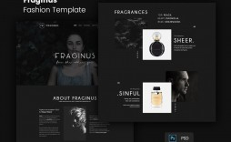 004 Stupendou One Page Website Template Psd Free Download Example