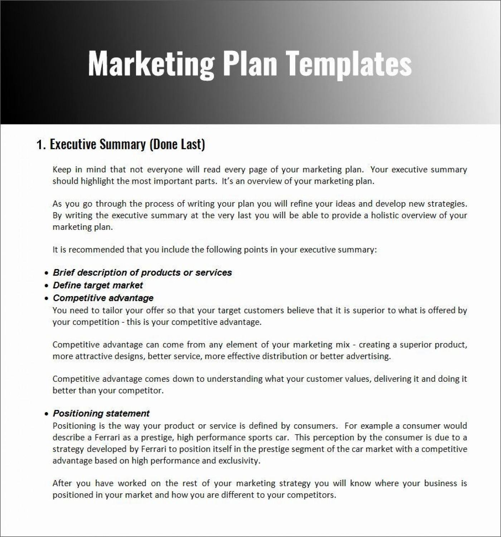 004 Stupendou Restaurant Marketing Plan Template Free Download Design 1400