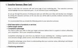 004 Stupendou Restaurant Marketing Plan Template Free Download Design