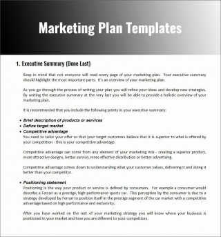 004 Stupendou Restaurant Marketing Plan Template Free Download Design 320