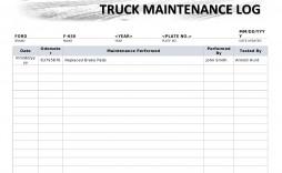 004 Stupendou Vehicle Maintenance Log Template Highest Clarity  Microsoft Car