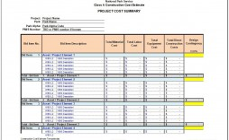 004 Surprising Construction Cost Estimate Template Excel Sample  House Free In India Commercial