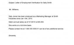004 Surprising Employment Verification Form Template Idea  Templates Previou Past Printable