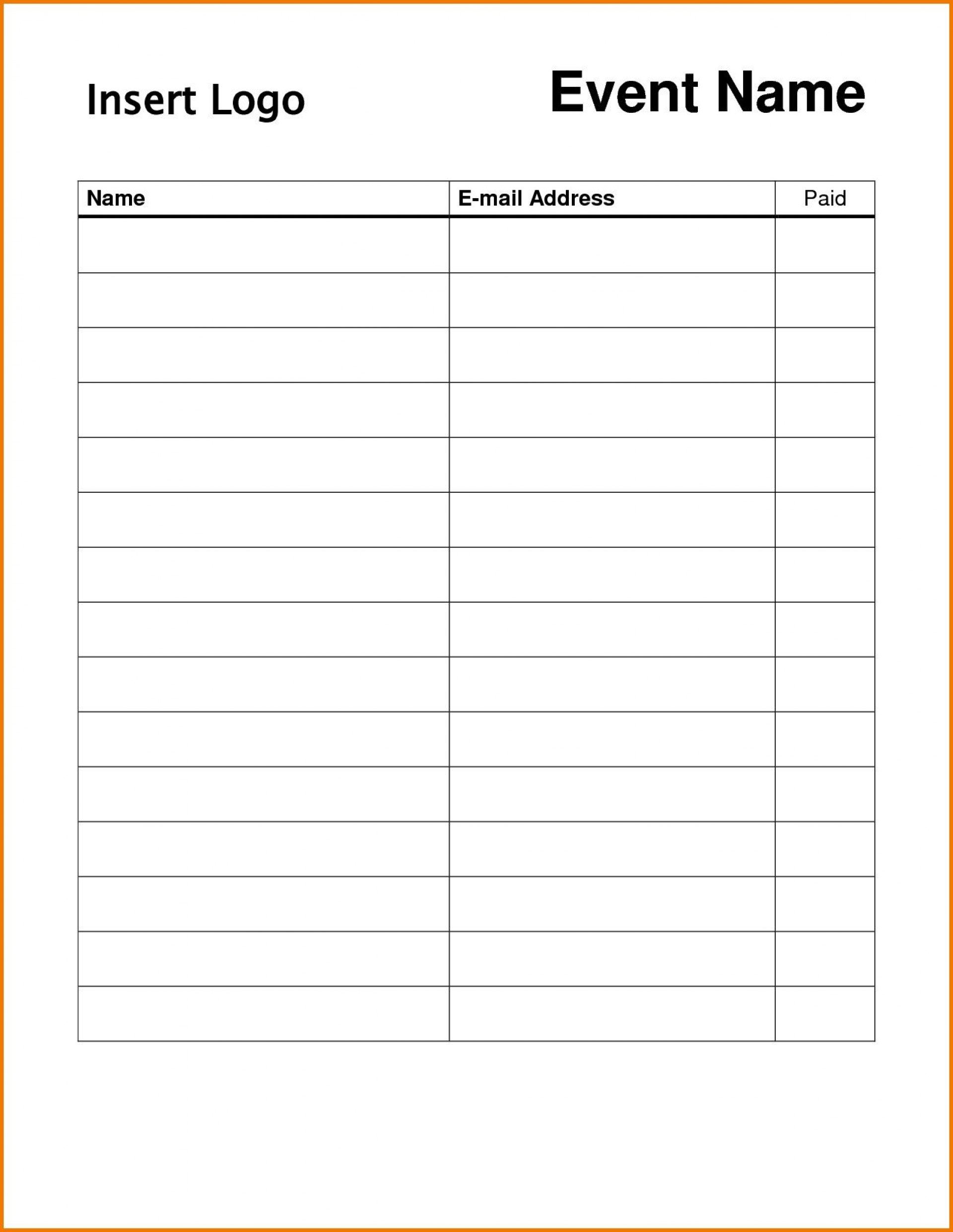 004 Surprising Free Signup Sheet Template Inspiration  Sign Up For Potluck Google Doc Volunteer In1920