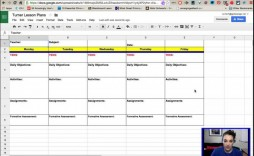 004 Surprising Lesson Plan Template Google Doc Highest Quality  Docs Danielson Siop High School