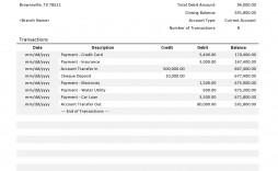 004 Surprising Statement Of Account Template Design  Singapore Excel Free Doc