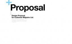 004 Surprising Web Development Proposal Template Free Concept