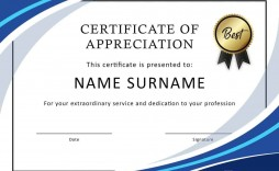 004 Top Certificate Of Appreciation Template Free Picture  Microsoft Word Download Publisher Editable
