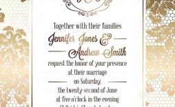 004 Top Elegant Wedding Menu Card Template Concept  Templates