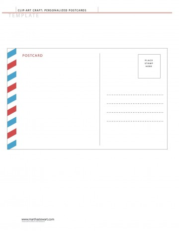 004 Top Postcard Layout For Microsoft Word Highest Quality  Busines Template360