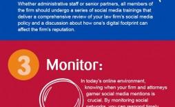 004 Top Social Media Policy Template Sample  Example Nz Australia Free Uk