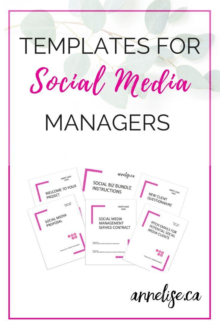 004 Top Social Media Proposal Template Photo  Ppt Marketing Word 2019Full