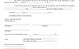 004 Unbelievable Free Home Purchase Contract Template Picture