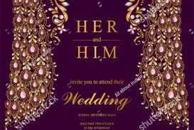 004 Unbelievable Free Online Indian Wedding Invitation Card Template Photo