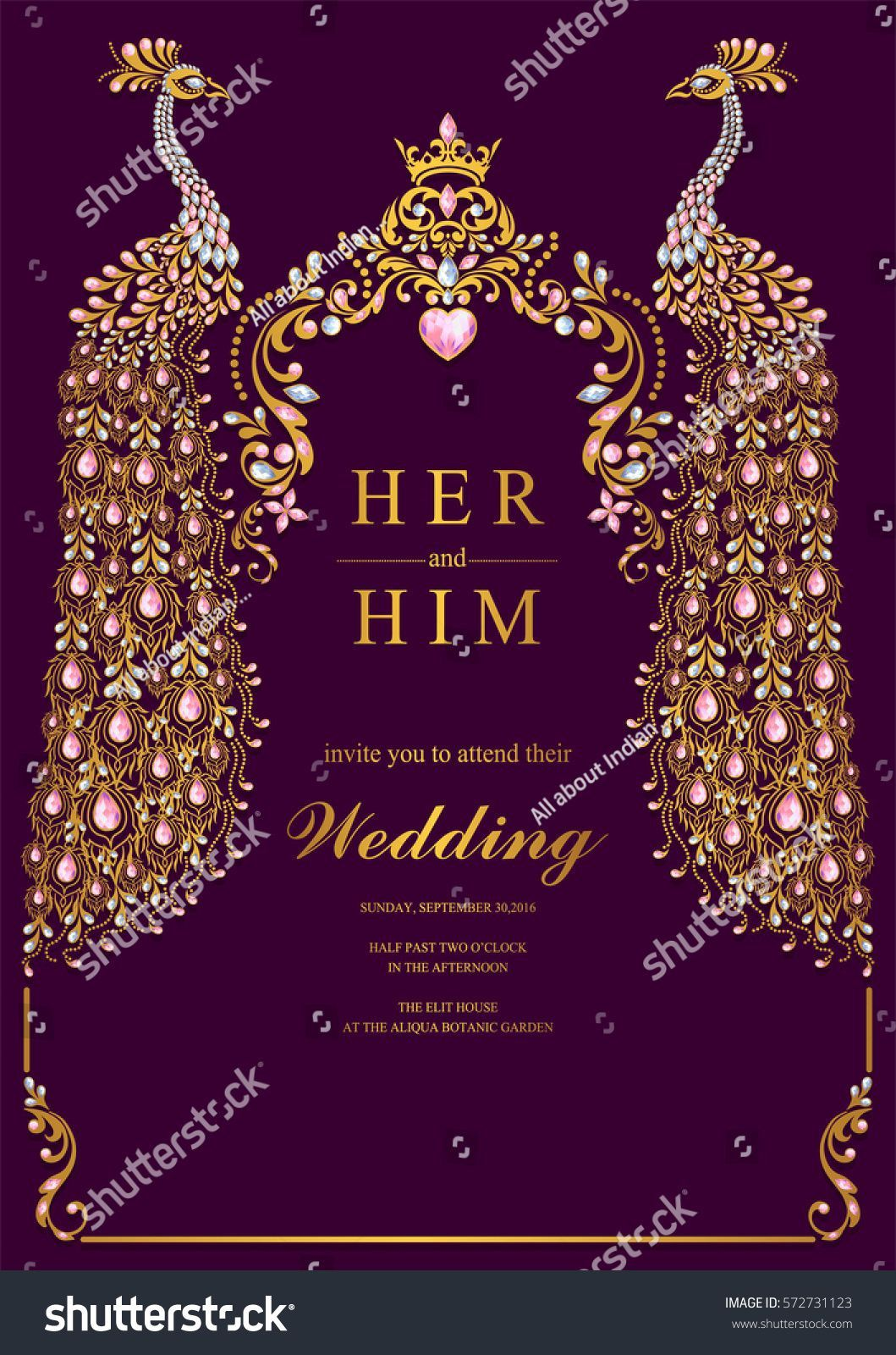 004 Unbelievable Free Online Indian Wedding Invitation Card Template Photo  TemplatesFull