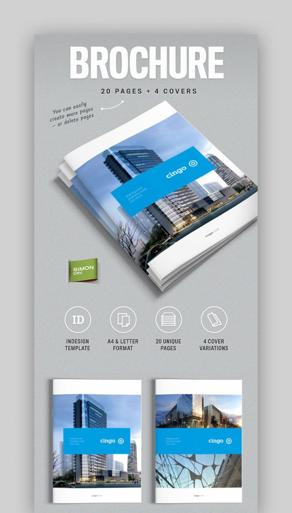 004 Unbelievable Indesign A4 Brochure Template Free Download High Resolution Large