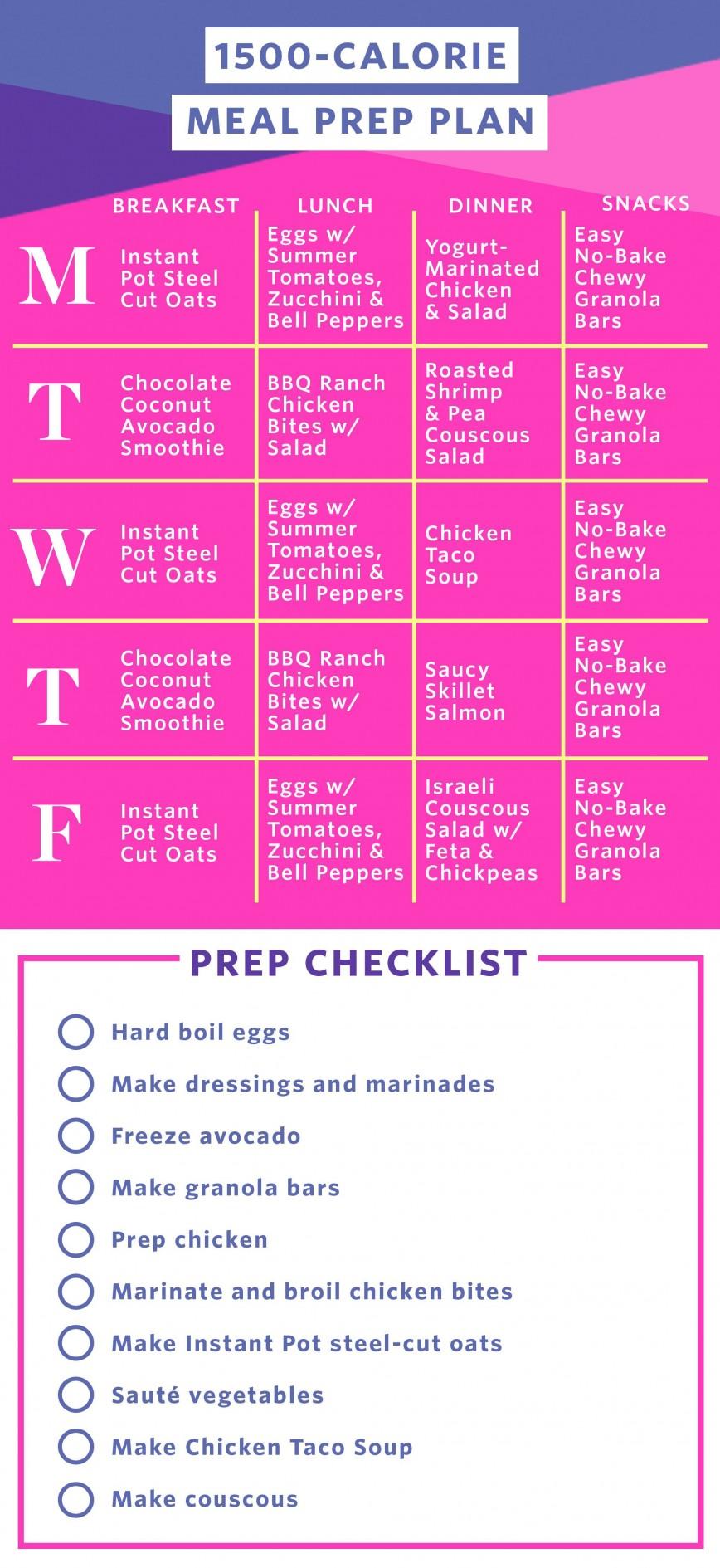 004 Unbelievable Sample 1500 Calorie Meal Plan Pdf Idea