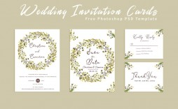 004 Unbelievable Wedding Rsvp Card Template Highest Clarity  Templates Invitation Menu Free Printable