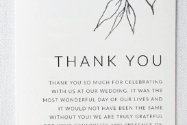 004 Unbelievable Wedding Thank You Card Template High Definition  Photoshop Word Etsy
