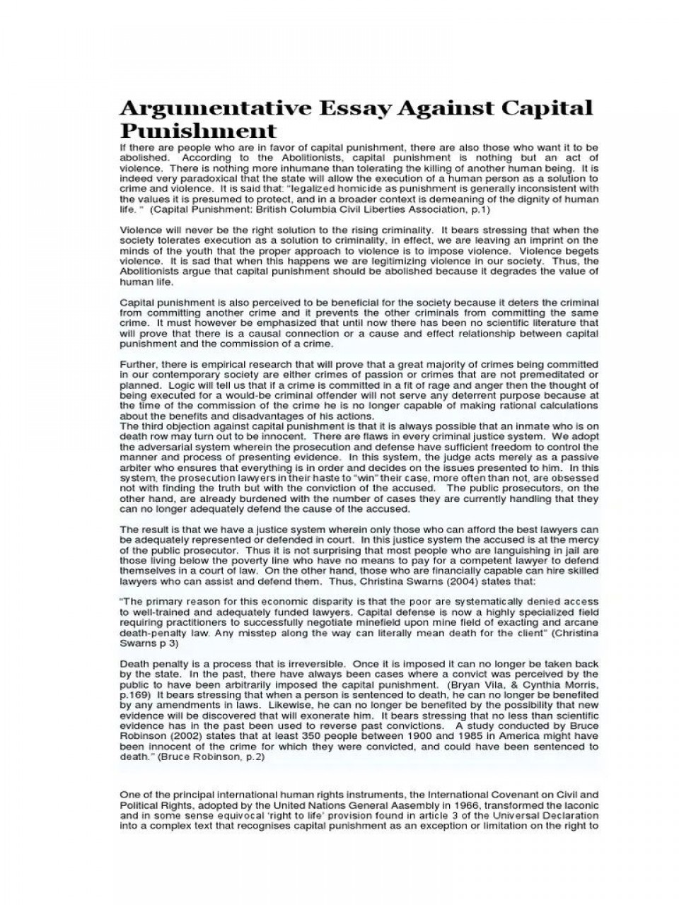 004 Unforgettable Capital Punishment Essay Photo  Ielt Simon In Hindi960