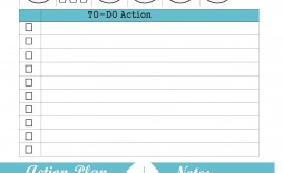 004 Unforgettable Daily To Do List Template Concept  Templates Free